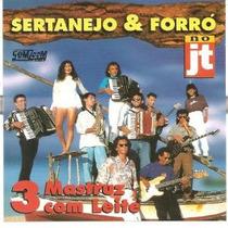 Cd Mastruz Com Leite - Sertanejo Forró No Jt - Frete Grátis