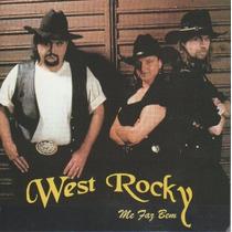 Frete Grátis - Cd West Rocky Me Faz Bem