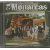 Os Monarcas - Perfil Gaúcho - Cd Novo
