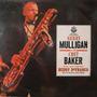 Lp Gerry Mulligan Chet Baker - Gerry Mulligan With