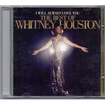 I Will Always Love You The Best Of Whitney Houston Cd Lacrad