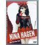 Dvd Nina Hagen - Live 1999 / New York New York - Novo***