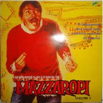 Lp - Mazzaropi - Disco De Vinil - Novo.