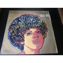 Lp Carmen Silva, A Pérola Negra, Disco Vinil, Ano 1973