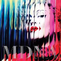 Cd Madonna - Mdna (duplo) Novo Lacrado Frete Grátis