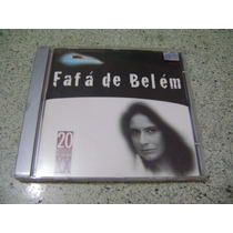Cd - Fafa De Belem Millennium 20 Sucessos