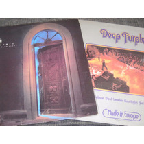 Lps Deep Purple 1 Duplo Madein Europe E The House Of Blues..