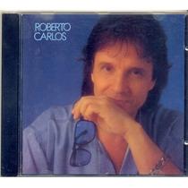 Cd Roberto Carlos 1993 Mujer Pequeña - Em Espanhol