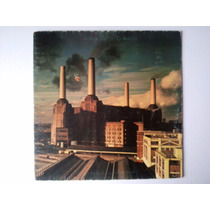 Lp Pink Floyd - Animals - Encarte - Capa Dupla