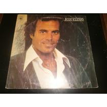 Lp Julio Iglesias - Amigo, Onde Estaras?, Disco Vinil 1978