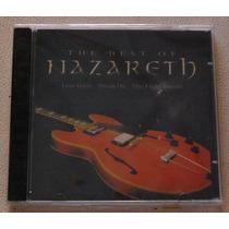M2233 - Cd - The Best Of Nazareth - Novo! Lacrado! Original!