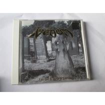 Cd Venom - In Memorium. The Best Of 1981+1991 Raro