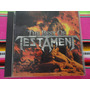 Testament - Cd The Best Of Testament 1987-1994 Thrash Metal