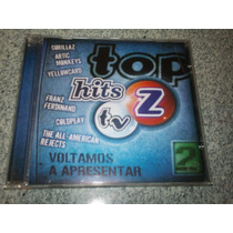 Cd - Top Hits Tvz Volume 2 Som Livre 2006