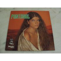 Lp Novela - 1990 Pantanal (novissimo)