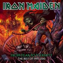 Iron Maiden 2cds From Fear To Eternity Nacional Novo Lacrad