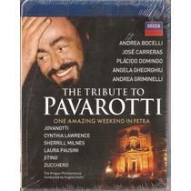 Tribute To Pavarotti - Blu Ray Lacrado