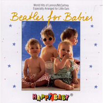Cd Lacrado Happy Baby Beatles For Babies