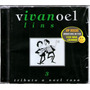 Cd Ivan Lins Viva Noel Vol. 3 - Raro