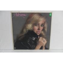 Lp Vinil - Adriana - Pra Sempre Vou Te Amar - 1986
