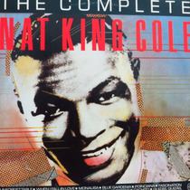 Lp Nat King Cole The Complete Vinil Raro