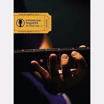 Dvd Emmerson Nogueira - Ao Vivo V.2 / Digipack (971783)