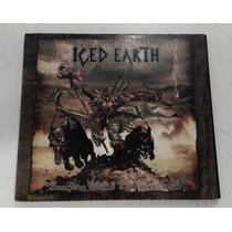 Cd Iced Earth - Something Wicked This Way Comes - Digipack