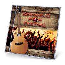 Sertanejo Pop Festival 2012 [cd] Frete Gratis Brasil