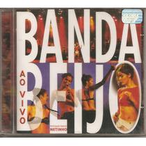 Banda Beijo - Ao Vivo - Cd Novo E Lacrado