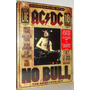Dvd Ac/dc - No Bull - The Director