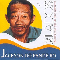 Cd Jackson Do Pandeiro - 2cd - Serie 2 Lados