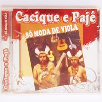 Cd Sertanejo Cacique E Pajé Música Velho Berrante