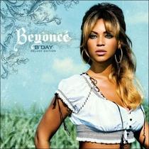 Cd B-day Deluxe Edition + Dvd Beyoncé