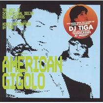 Cd American Gigolo Trance Dance Eletronico Soft Cell Depeche