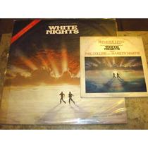 Lp + Compacto White Nights Sol Meia Noite (86) Phil Collins