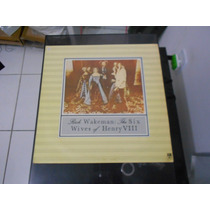Lp - Rick Wakeman - The Six Wives Of Henry Viii