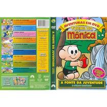 Turma Da Monica 15 Dvds Para Colecionadores