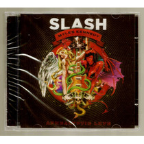 Slash Cd Apocalyptic Love Novo Original Frete R$ 7,10