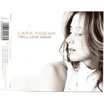 Lara Fabian - I Will Love Again Cd Single Raro 4 Faixas