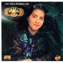 Cd Original Voz E Playback As Melhores Vol 03 Mara Lima