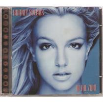 Cd Britney Spears - In The Zone ( Bmg 2003 )