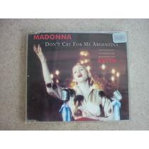 Madonna Single Don