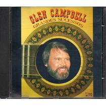 Glen Campbell - Grandes Sucessos - Live - Cd Original -