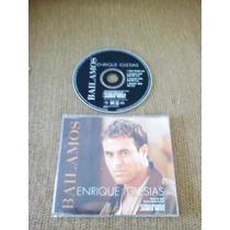 Enrique Iglesias - Bailamos Cd Single Promocional Exelente