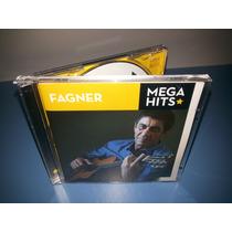 Fagner - Cd Mega Hits - Coletânea De Sucessos - 14 Músicas