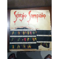 Lp Sergio Sampaio - Eu Quero É Botar Meu Bloco Na Rua 1973