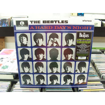 Lp - The Beatles - A Hard Day