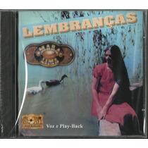 Cd Mara Lima - Lembranças | Bônus Playback