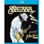 Blu-ray Santana Live At Montreux (2011) - Novo Lacrado