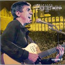 Cd Raimundo Fagner - Ao Vivo Vol. 2 - Novo***